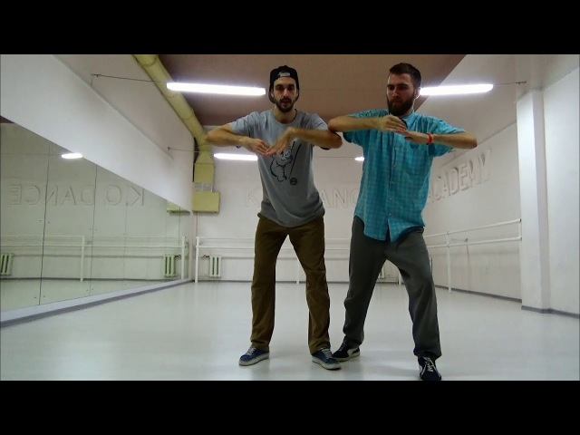 Popping Strutting choreo by Electrode Apach Amahoro | K.O.D.A.