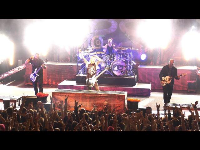 Stone Sour - Hydrograd Tour, Berlin, 20.11.17 - Tired (4K)