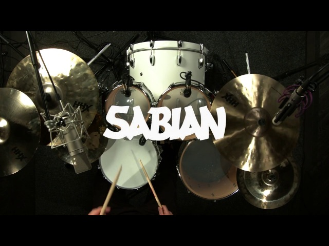 Sabian HHX Series Cymbals Performance With Sascha Waack | Gear4music performance