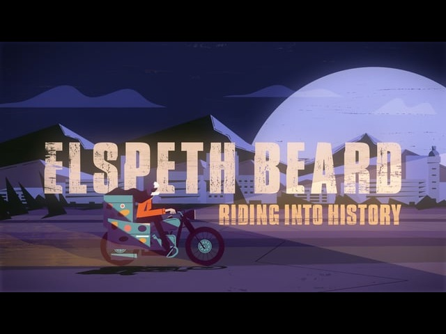 Elspeth Beard - Riding into History