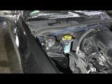 Замена верхней опоры передней стойки на FIAT Albea