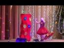Театралізована вистава «Крижане серце королеви» (Часть 12)