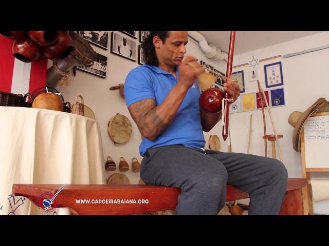 Hino da Capoeira Regional Baiana / Careca-CCCB