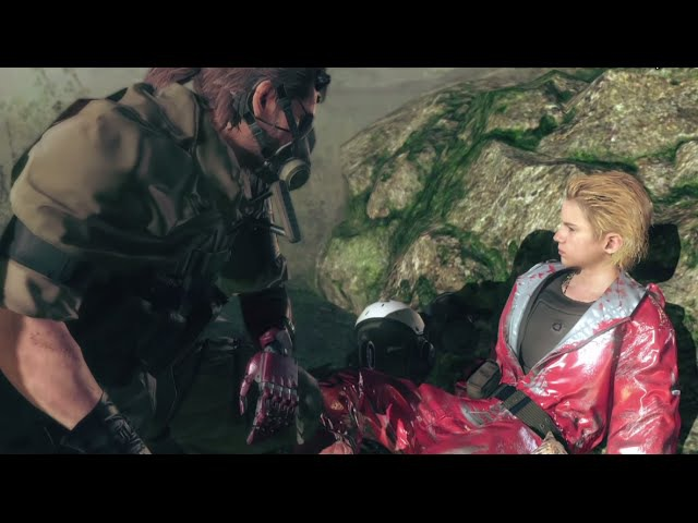 By Inzaa Metal Gear Solid V ELI ( Liquid ) ending CUT FROM TPP