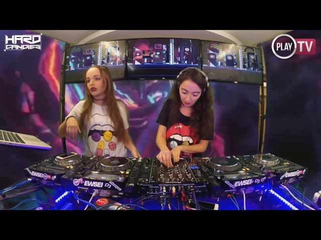 HARD CANDIES - Live @ PLAY TV 14.03.2018