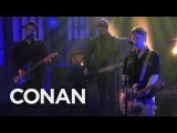 Nothing But Thieves «Sorry» 03/14/18 – CONAN on TBS