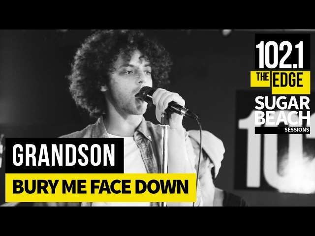 Grandson - Bury Me Face Down (Live at the Edge)