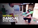 Tap That S01E02 - Bootcamp | Dangal Style Training At An Akhada | Unique Stories from India