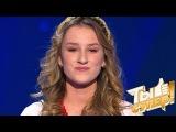 Ей даже микрофон не нужен! Мощный вокал сибирской девушки Даши заворожил всех на проекте Ты супер!