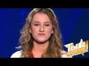 Ей даже микрофон не нужен Мощный вокал сибирской девушки Даши заворожил всех на проекте Ты супер