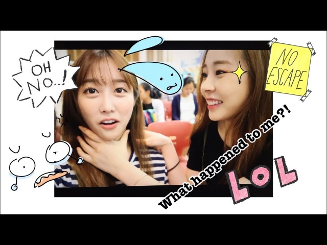 [VLOG 6] Co Co (코코) - Friends Comeback Song Spoiler?! Ft. Ashley (Ladies Code)