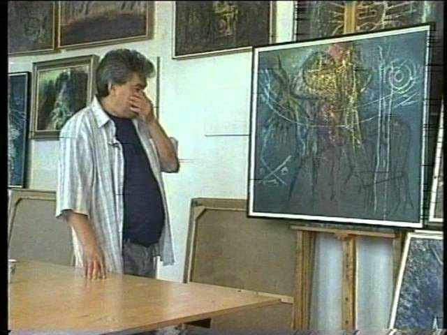 Тöр ГТРК Республики Хакасия г Абакан 24 октября 2001 Алексей Ултургашев передача 1 я