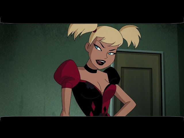 Nightwing And Harley Quinn Batman And Harley Quinn The Animated Movie