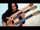 3 грифа гитара