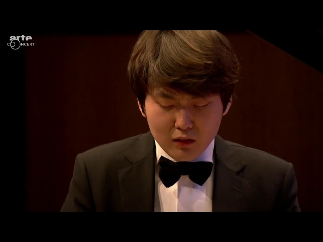 Seong-Jin Cho   Chopin 4 Ballades   LIVE Video 2017