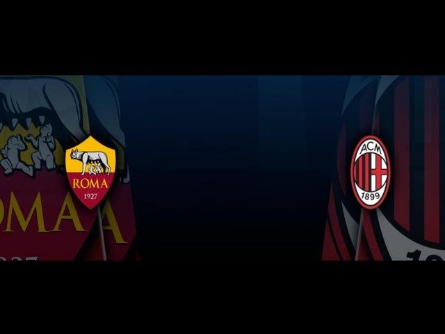    PROMO    Roma-Milan: la lunga salita verso la Champions [1080p]