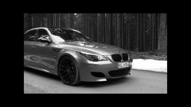 BMW M5 E60 EISENMANN RACE - PURE SOUND AND LOUD DOWNSHIFTS
