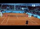 Sock vs Sousa Court Level Points 60 fps Madrid Open 2016 HD