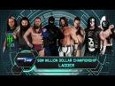 SBW SmackDown - [Ladder 8-Man match][SBW Millin Dollar Championship]
