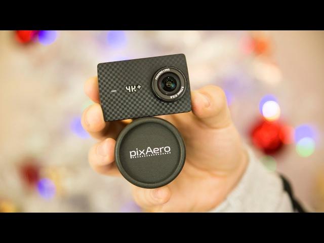 Офигенный модинг экшн камеры Yi 4K Plus - pixAero