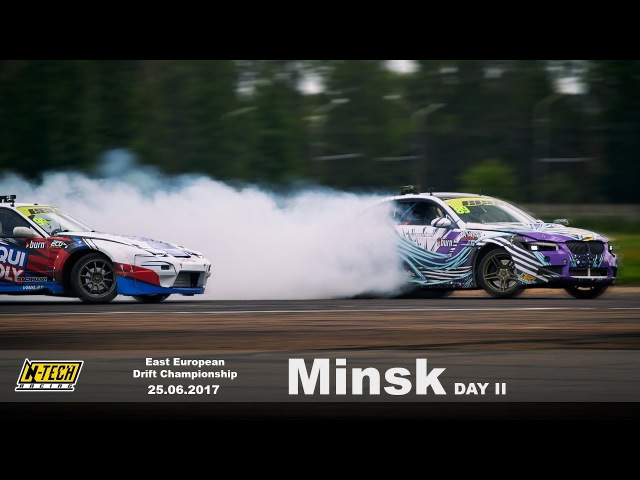 N-Tech Racing. East European Drift Championship 2017 Day II