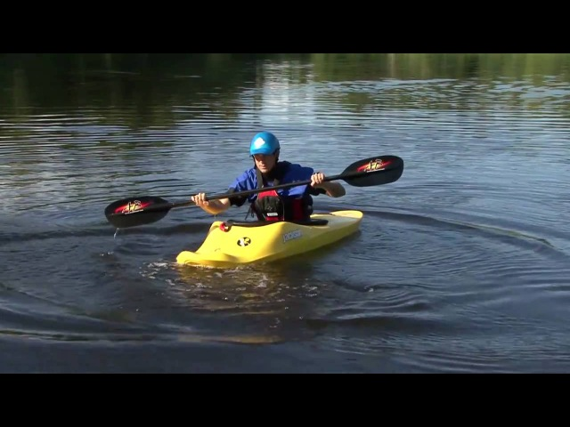 The Low Brace for Whitewater Kayakers