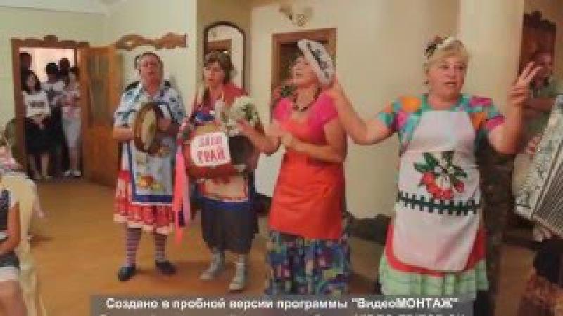 Верхня-Липиця Бабограй, Весілля Андрія та Лілії Кучмій