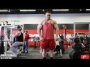 Road to the Arnold Evan Centopani Trains Arms Shoulders and Calves