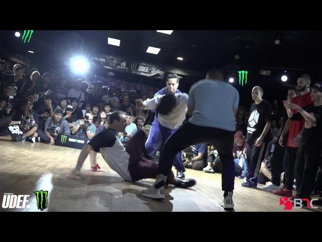 Killafornia Monsta Squad Vs Team Ukraine | Top 8 | Freestyle Session 20 | Pro Breaking Tour
