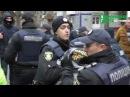 16 декабря 2017. Кременчуг. Как Нацкорпус пикетировал «Метрополь»