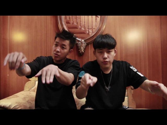 Dharni x Bigman - Short Beatbox Jam (Move Your Body)