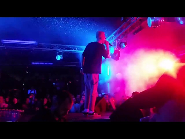 T-Fest - Не для меня (LIVE Platinum, Калининград)