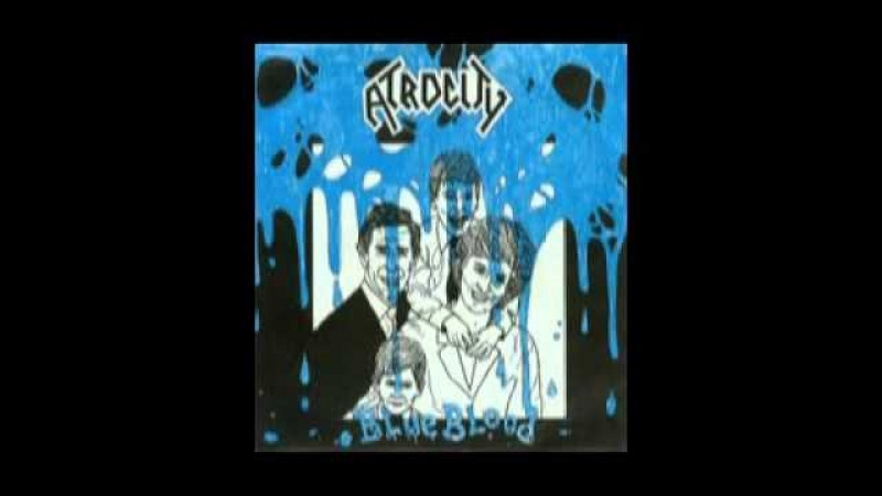 Atrocity - Blue Blood EP (1989)