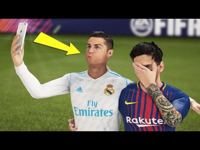 Best FIFA 18 FAILS ● Glitches Goals Skills ● 5