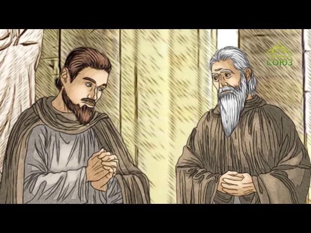 22 июля. Преподобномученики Патермуфий, Коприй и мученик Александр.
