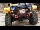 RC CAR MST CFX Jeep Rubicon Trail Adventure