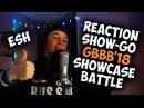 SHOW-GO   Grand Beatbox SHOWCASE Battle 2018   Reaction (ENG SUB)