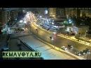 Вечерняя Пенза глазом IP камеры kkmoon - 360°