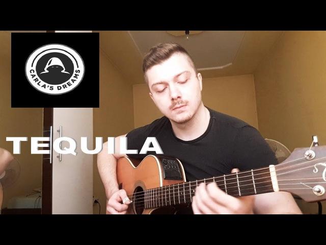 Blacklist feat. Carlas Dreams - Tequila - Cover Chitara Acustica Instrumental - Nicolaevici Bogdan