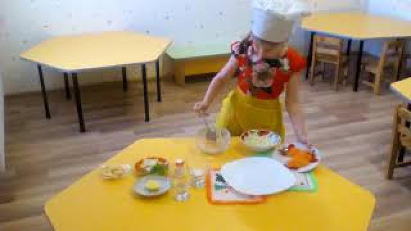 Дитячий кулінар Михайлівського ДНЗ №2