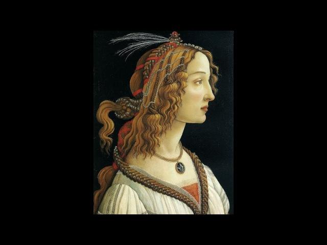 Дневник одного Гения. Сандро Боттичелли. Часть III. Diary of a Genius. Sandro Botticelli. Part III.