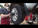 Тойота Центр Люберцы LC 150 замена передних тормозных колодок