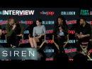 Siren New York Comic Con Panel | Freeform