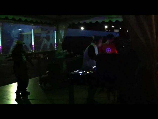OBF Play TNT Roots - Rototom Sunsplash - Dub Station August 2013