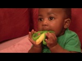 The CORNELIUS Teether from Baby Banana Brush