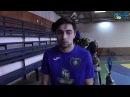 Послематчевое интервью КБ Южное Vitesse Первая лига Чемпионат г Днепра по футзалу