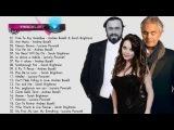 Andrea Bocelli, Sarah Brightman, Luciano Pavarotti Greatest Hits 2018