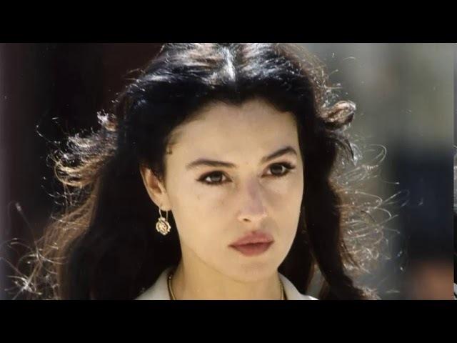 Malèna - Monica Bellucci (Music - Ennio Morricone)