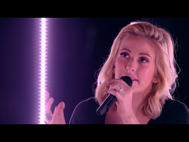 Ellie Goulding American Express Unstaged 2015