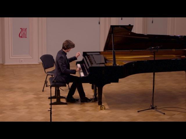 Шопен. Этюд No.11 op.25. Ф. Лынов (фортепиано)